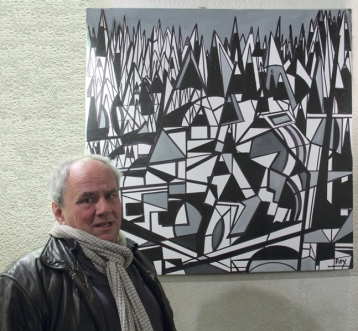 Raymond Luerce au Mulet Blanc